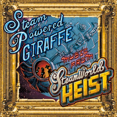 Music from SteamWorld Heist mp3 Soundtrack by Steam Powered Giraffe