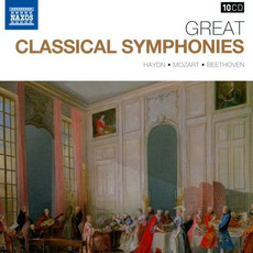 Great Classical Symphonies mp3 Compilation by Various Artists