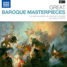 Great Baroque Masterpieces mp3 Compilation by Various Artists
