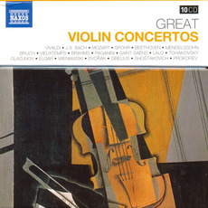 Great Violin Concertos mp3 Compilation by Various Artists