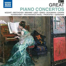 Great Piano Concertos mp3 Compilation by Various Artists