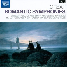 Great Romantic Symphonies mp3 Compilation by Various Artists