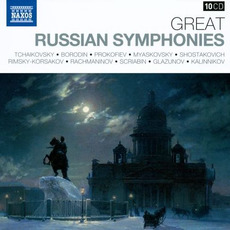 Great Russian Symphonies mp3 Compilation by Various Artists
