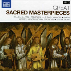 Great Sacred Masterpieces mp3 Compilation by Various Artists