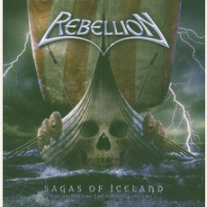 Sagas of Iceland: The History of the Vikings, Part 1 mp3 Album by Rebellion