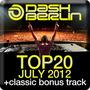 Dash Berlin Top 20: July 2012