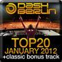 Dash Berlin Top 20: January 2012