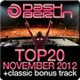 Dash Berlin Top 20: November 2012