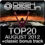 Dash Berlin Top 20: August 2012