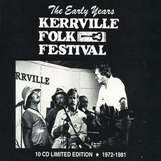 Kerrville Folk Festival: The Early Years - 1972-1981 mp3 Compilation by Various Artists