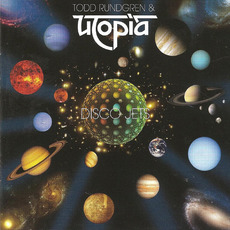 Disco Jets mp3 Album by Utopia