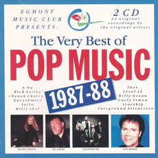 The Very Best of Pop Music 1987-88 by Various Artists