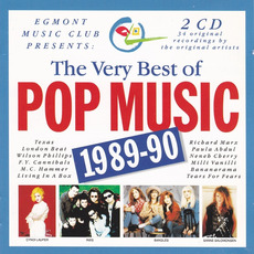 The Very Best of Pop Music 1989-90 by Various Artists