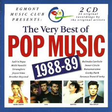 The Very Best of Pop Music 1988-89 by Various Artists
