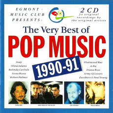 The Very Best of Pop Music 1990-91 by Various Artists