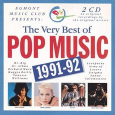 The Very Best of Pop Music 1991-92 mp3 Compilation by Various Artists