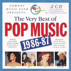 The Very Best of Pop Music 1986-87 mp3 Compilation by Various Artists