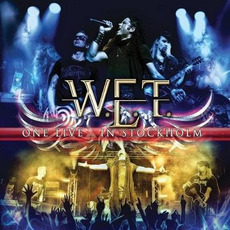 One Live - In Stockholm by W.E.T.