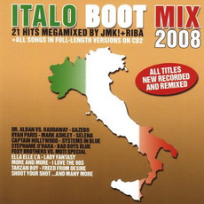 Italo Boot Mix 2008 mp3 Compilation by Various Artists