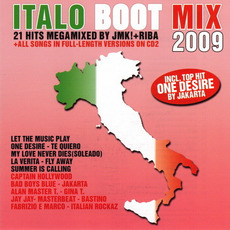 Italo Boot Mix 2009 mp3 Compilation by Various Artists