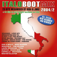 Italo Boot Mix 2004/2 mp3 Compilation by Various Artists