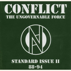 Standard Issue II 88-94 mp3 Artist Compilation by Conflict