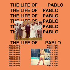 The Life of Pablo mp3 Album by Kanye West
