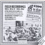 Field Recordings, Volumes 10 & 11: 1933-1941
