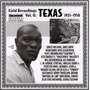 Field Recordings, Volume 6: Texas 1933-1958