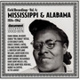 Field Recordings, Volume 4: Mississippi & Alabama 1934-1942