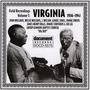 Field Recordings, Volume 1: Virginia 1936-1941