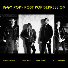 Post Pop Depression mp3 Album by Iggy Pop