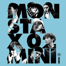 RUSH mp3 Album by MONSTA X