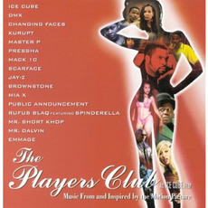 The Players Club mp3 Soundtrack by Various Artists