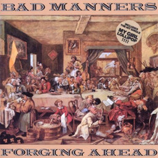 Forging Ahead (Re-Issue) by Bad Manners