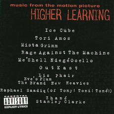 Higher Learning (Music From the Motion Picture) by Various Artists