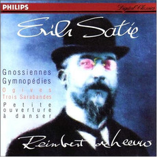 Gnossiennes / Gymnopédies mp3 Album by Erik Satie