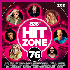 Radio 538 Hitzone 76 mp3 Compilation by Various Artists