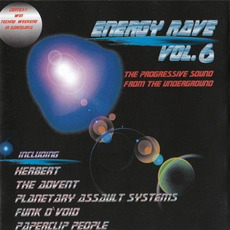 Energy Rave, Vol. 6 mp3 Compilation by Various Artists