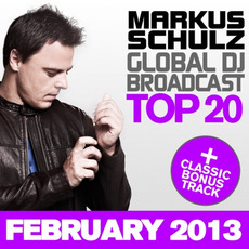 Global DJ Broadcast: Top 20 - February 2013 by Various Artists