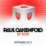 Paul Oakenfold DJ Box: September 2012