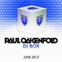 Paul Oakenfold DJ Box: June 2012