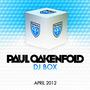 Paul Oakenfold DJ Box: April 2012