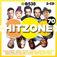 Radio 538 Hitzone 70 mp3 Compilation by Various Artists