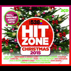 Radio 538 Hitzone: Christmas 2015 mp3 Compilation by Various Artists
