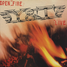 Open Fire mp3 Live by Y & T