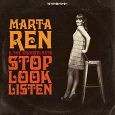 Stop Look Listen mp3 Album by Marta Ren & The Groovelvets