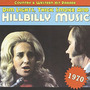 Dim Lights, Thick Smoke and Hillbilly Music: Country & Western Hit Parade 1970