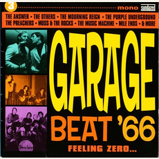 Garage Beat '66, Volume 3: Feeling Zero... mp3 Compilation by Various Artists