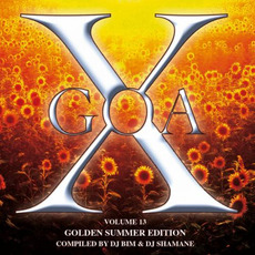 Goa X, Volume 13 (Golden Summer Edition) by Various Artists